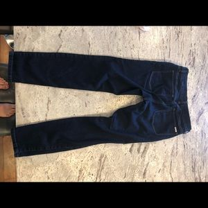 White House Black Market Pants - White Black house market medium skinny blue jeans